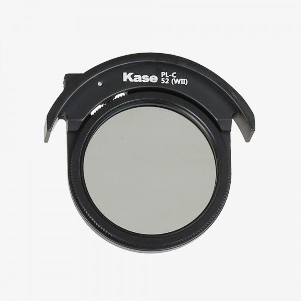 Kase Drop-In Circular Polarizing Filter für Canon PL-C 52WII (52mm)