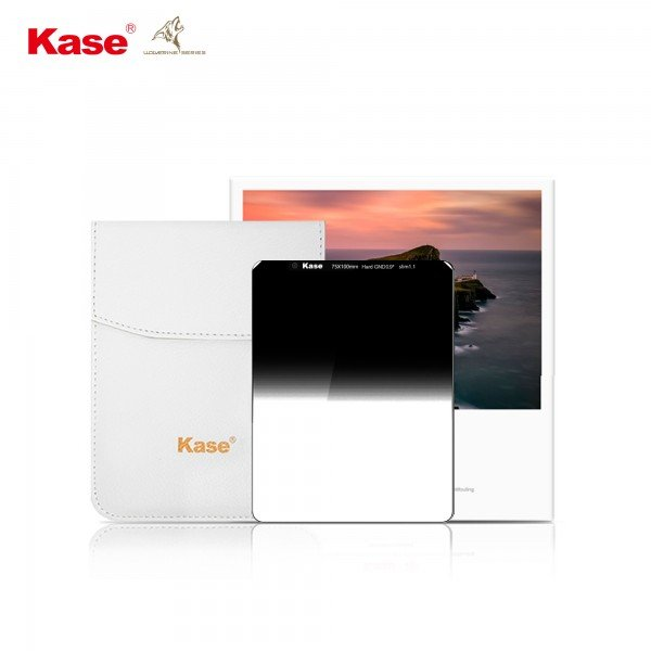 Kase SLIM Wolverine K75 Hard GND 0.9 (75x100mm)
