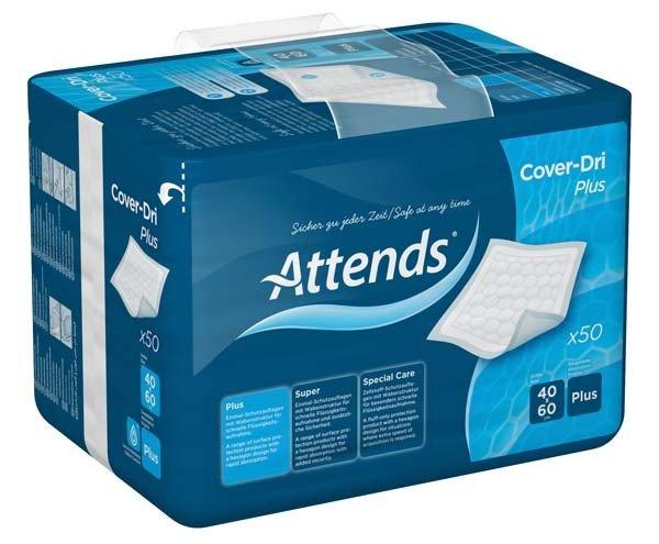 ATTENDS Cover-Dri Plus 40x60 cm 6X50St