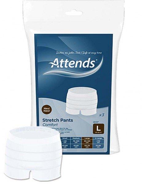 ATTENDS Stretch Pants Comfort L 12X3St