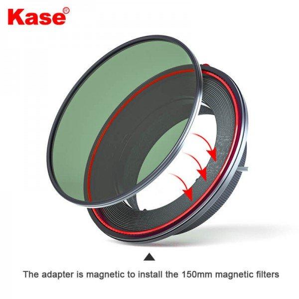 kase k150p adapter ring pentax 15-30mm