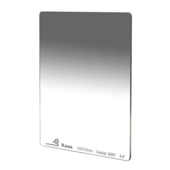 Kase Wolverine K100 Soft GND 0.9 100x150mm