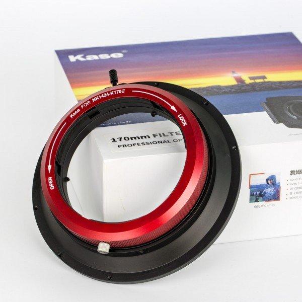 Kase K170 Filter Holder for Nikon 14-24mm