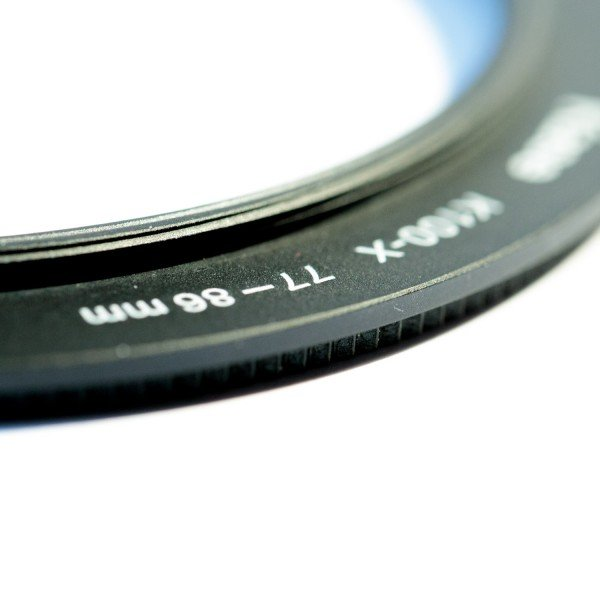 KaseFilters 77-86mm magnetic adapter ring (for use with magnetic 86mm Polarizer)