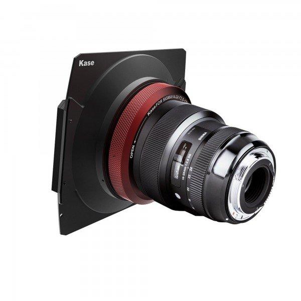 Kase K170 II Filter Holder for Sigma 12-24 mm F4.5-5.6 DG HSM Lens