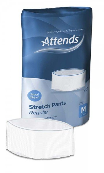 ATTENDS Stretch Pants Regular M 15St
