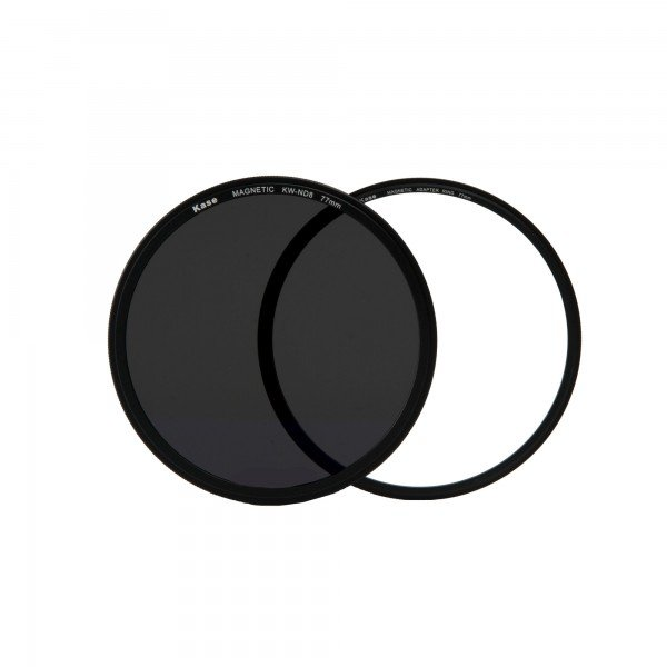 Kase ROUND Wolverine Magnetic ND8 Round Filter 3 Stops