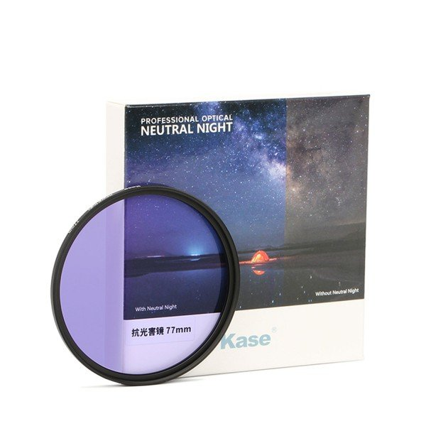 Kase ROUND Neutral Night Astro Filter