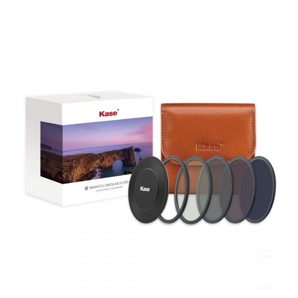 kase professional nd filter set