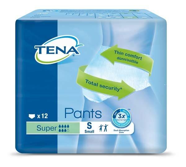 TENA PANTS super small 65-85 cm ConfioFit Einwegh. 4X12St
