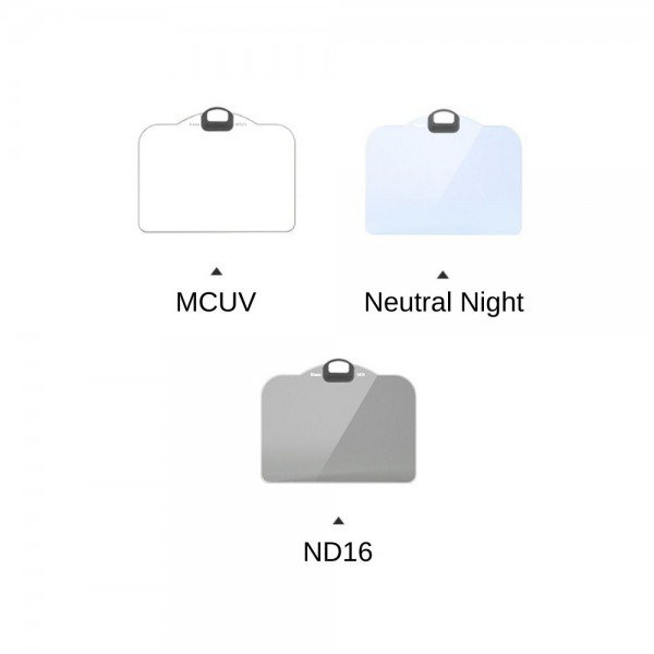 nikon 3in1 clip in filter set 2