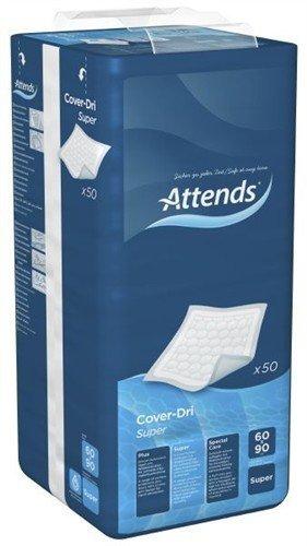 ATTENDS Cover-Dri Super 60x90 cm 4X50St